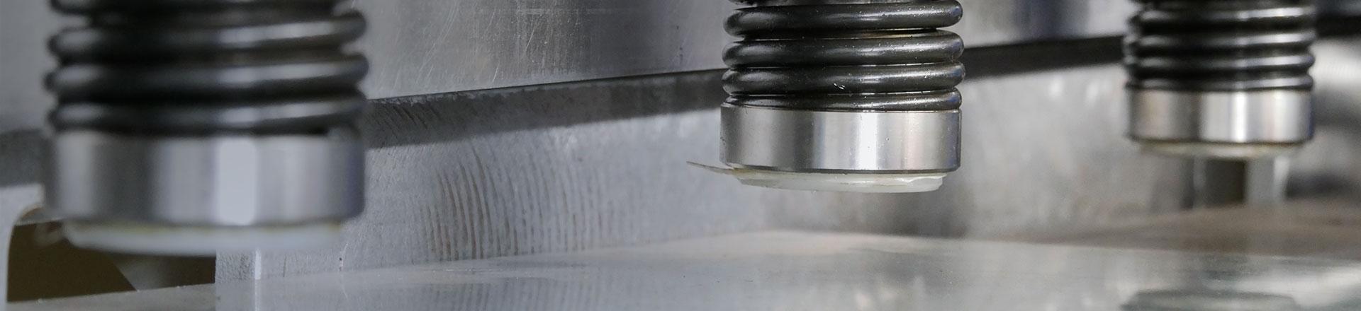 Gebrauchte Tafelscheren zur Blechbearbeitung